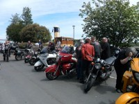 Saturday 25th May Bideford Bike show and SS Freshspring was Open to Visitors