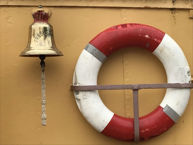 SS Freshspring Bell