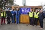 Volunteers and the New Wheelhouse
