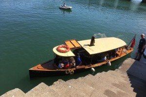 Bideford Water Festival Jul 2019 - Steamship