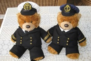 Captain & Mate Bears
