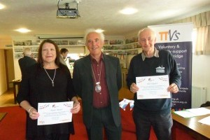 TTVS Volunteer Awards 2019