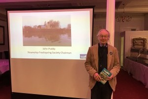 Chair of the Trust introduction to the Torridge U3A