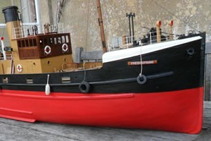 SS Freshspring Hull